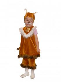 Костюм Белочки карнавальный