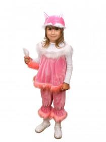 Костюм розовой Кошки детский