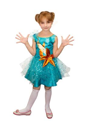 Костюм Морской звезды для девочки 3- 5 лет