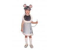Костюм Мышки девочке