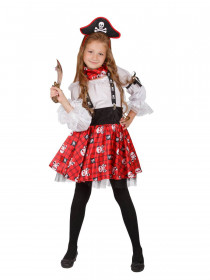 Костюм Пиратки  для девочки подростка