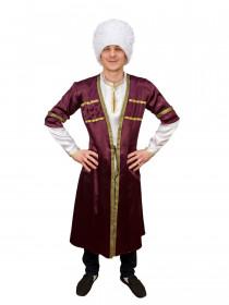 Грузинский мужской костюм