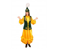 Казахский женский костюм