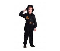 Костюм военный Танкист детский