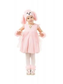 Детский костюм Пуделя для девочки
