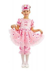 Костюм Свинки для девочки 3- 8 лет