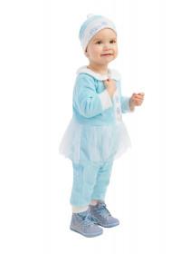 Костюм Снегурки для малышки