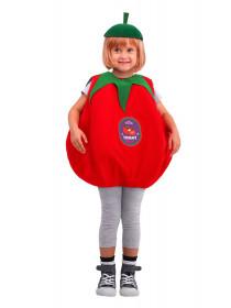 Костюм Помидора (томат) детский