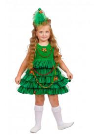 Детский костюм Елочка Пушистая