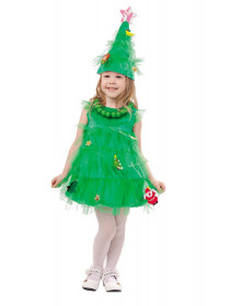 Детский костюм Ёлка