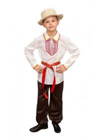 Белорусский костюм для мальчика