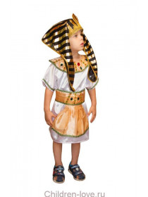 Костюм Египетского Фараона детский