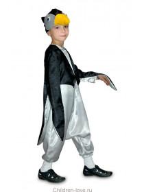 Костюм Пингвина для мальчика 5-6 лет