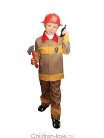 Костюм Пожарный детский