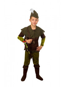 Костюм Робин-Лесной разбойник