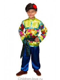 Русский костюм Ваня для мальчика