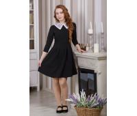 Школьное платье для старшеклассниц