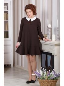 Школьное платье для девочек старших классов