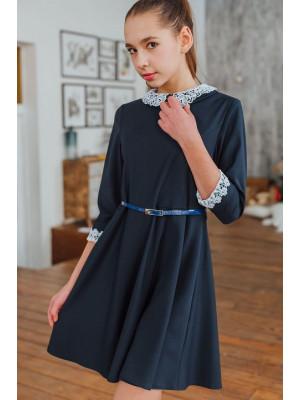 Школьное платье для девочки 1-11 класс