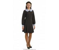 Школьное ретро-платье СССР-3