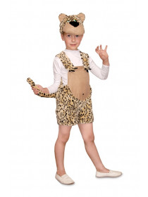 Костюм Леопарда детский