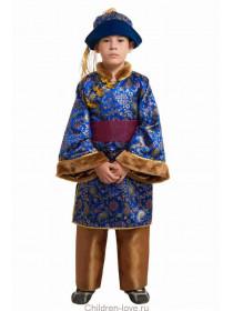 Костюм Китайского императора