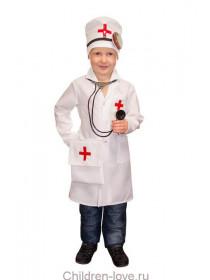 Костюм Доктора детский