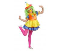 Костюм Клоуна для девочки